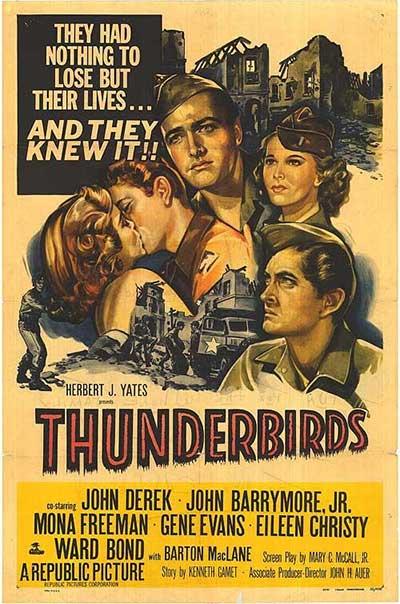 Thunderbirds - 1952