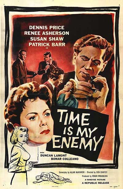 Time is My Enemy - 1954