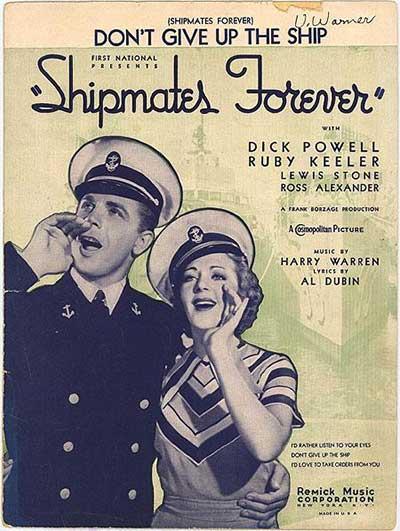 Shipmates Forever - 1935