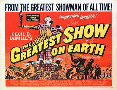 Greatest Show on Earth - 1952