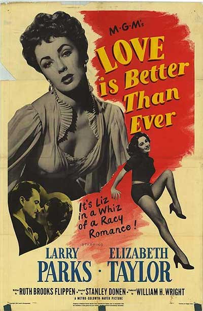 Love is Better Than Ever - 1952