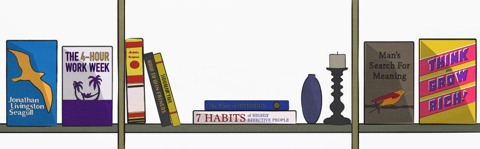 The 30 Best Self Help Books