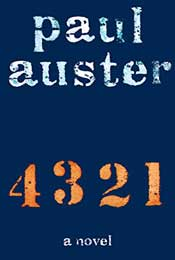 4 3 2 1: A Novel by Paul Auster