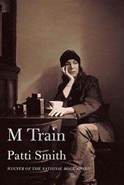 M Train, signed by Patti Smith