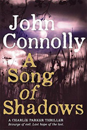 A Song of Shadows, signed by John Connolly