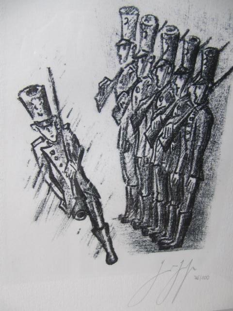 Der Schatten. Hans Christian Andersens Märchen - gesehen von Günter Grass