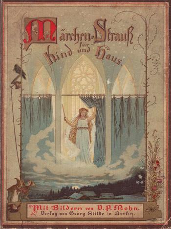 Märchen-Strauss für Kind und Haus illustriert von V.P. Mohn
