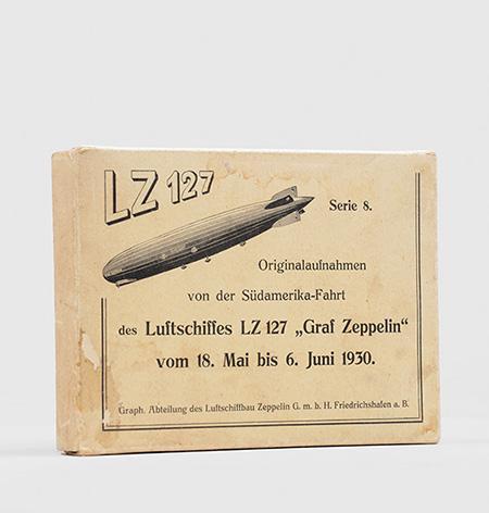 Originalaufnahmen von der Südamerika-Fahrt des Luftschiffes LZ 127 'Graf Zeppelin' vom 18. Mai bis 6. Juni 1930.