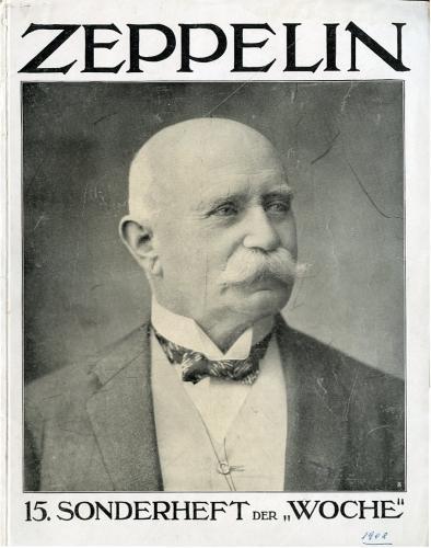 Zeppelin, 15. Sonderheft der 'Woche'