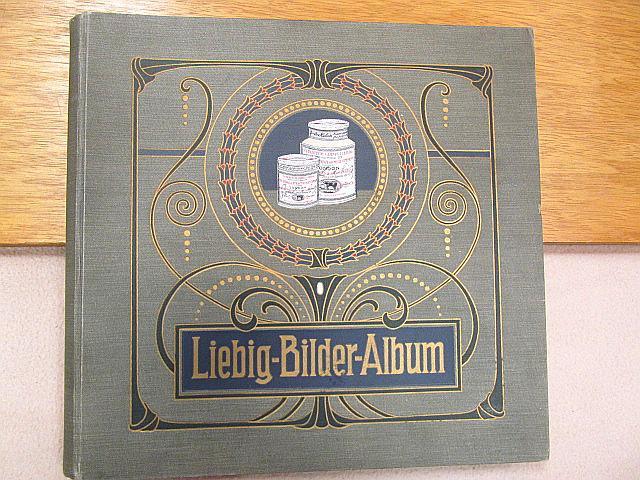 Liebig-Bilder-Album
