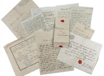 Archiv der Niemetschek-Neuling-Richter-Familie