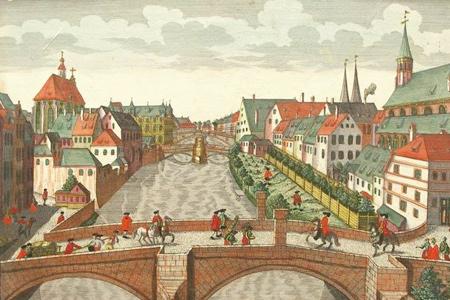 Guckkastenblätter Nürnberg